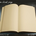 the-blank-page